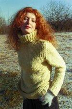 Амалия Мордвинова: Снегурочка для безумного Нового Года