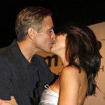 Поцелуй Джорджа Клуни за 350 000 долларов