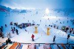 Горнолыжный курорт Цюрс, Австрия
