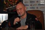 Гоша Куценко заявил в Омске, что завершит актерскую карьеру