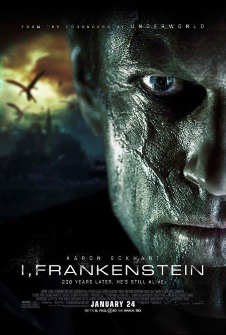 Рецензия к фильму «Я, Франкенштейн»